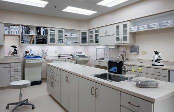 Kayal Dermatology - laboratory