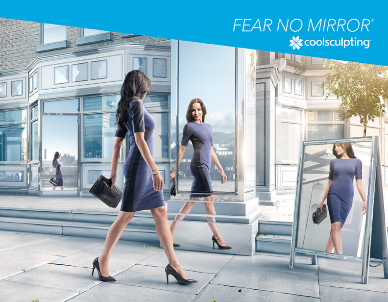 CoolSculpting advert