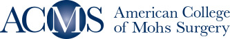 ACMS American College of Mohs Surgery- logo