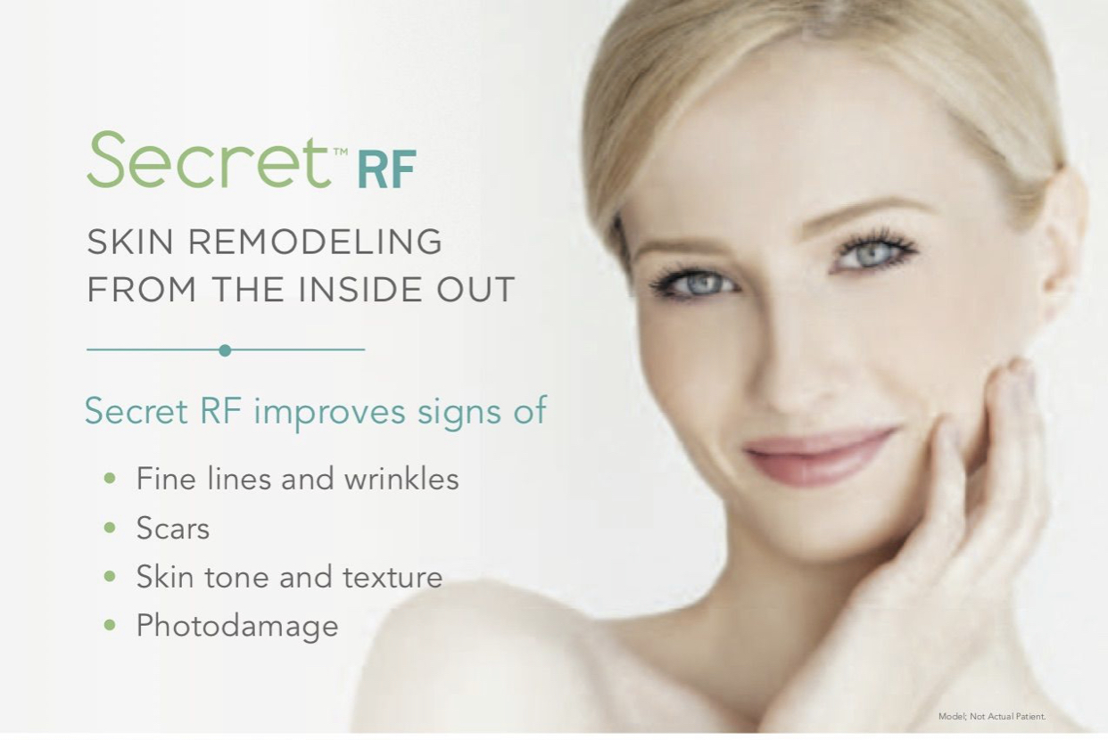 promotion of RF Microneedling session